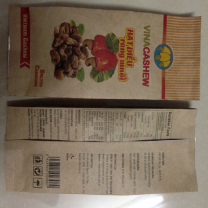 40g salted cashew nuts